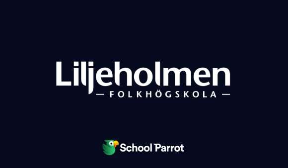 Liljeholmens folkhögskola börjar använda SchoolParrot!