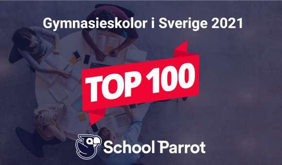 Sveriges bästa gymnasium baserat på omdömen | SchoolParrot