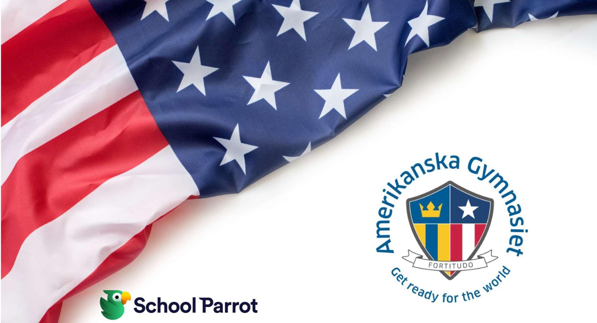 Välkomna säger vi till Amerikanska Gymnasiet Göteborg!