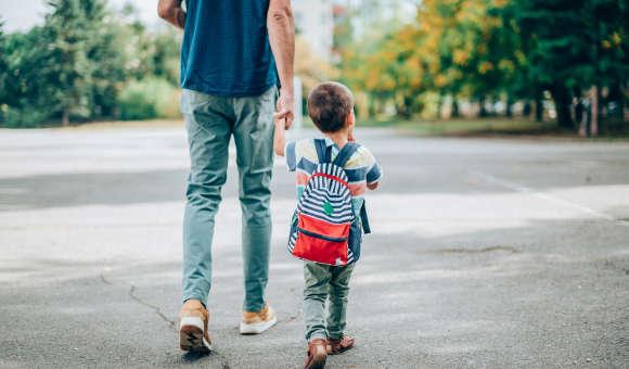 Få mer stressfri tid med barnen